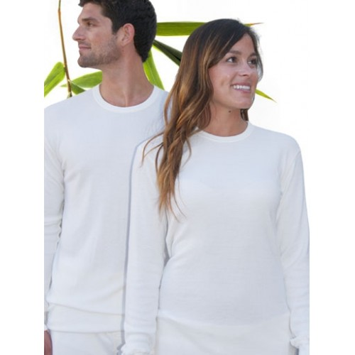 Unisex Adults Long Sleeve Thermal