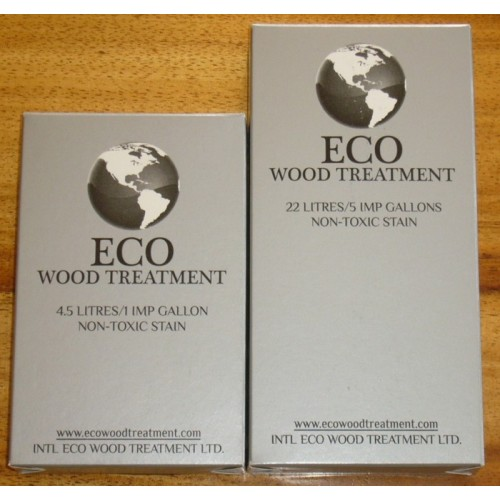 Eco Wood Treatment - 22 litre pack