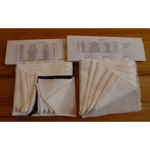 Bamboo Fabric Sample Pack (20 Fabrics)