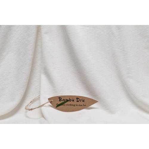 280g/m2 Stretch Fleece - Organic Cotton & Bamboo Fabric