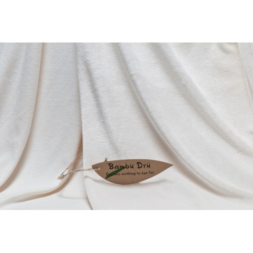 300g/m2 Velour - Organic Cotton & Bamboo Fabric